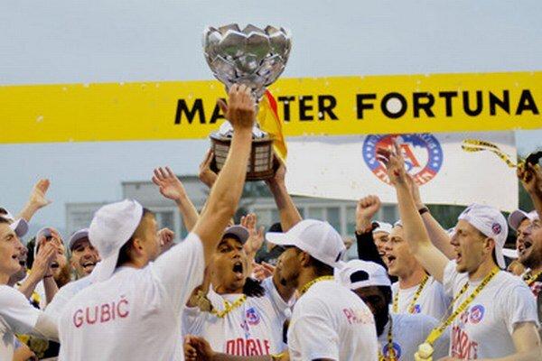 Trenčín zaslúžene vyhral titul.