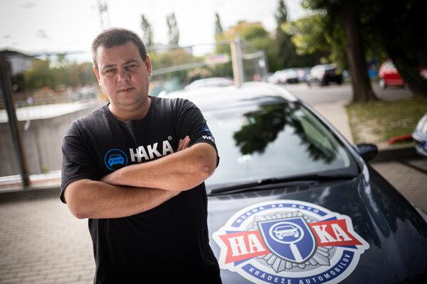 Štefan Farkas z HAKA