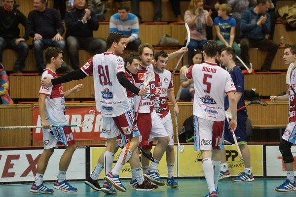 1. FBC Trenčín napriek vypadnutiu vo štvrťfinále našiel viacero pozitív.