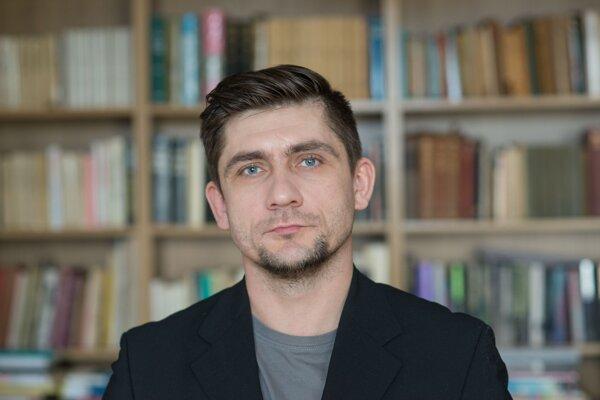 Przemyslaw Sadura je poľský sociológ a publicista.