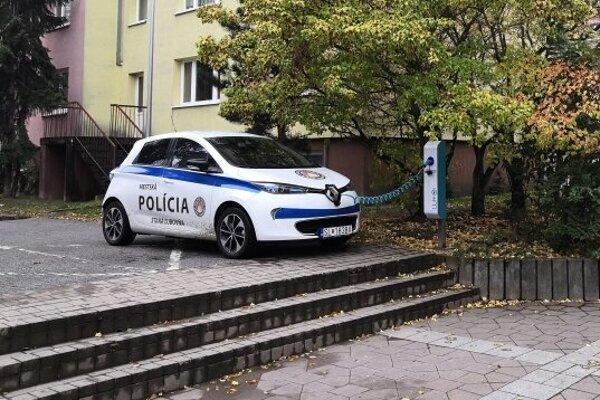 Mestskí policajti ho aktívne využívajú od začiatku februára tohto roka.