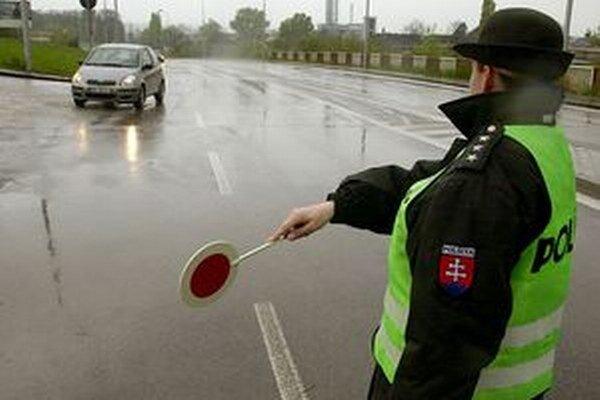 Dopravná polícia bude opäť kontrolovať vodičov na diaľnici.