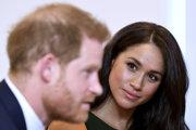 Vojvoda a vojvodkyňa zo Sussexu