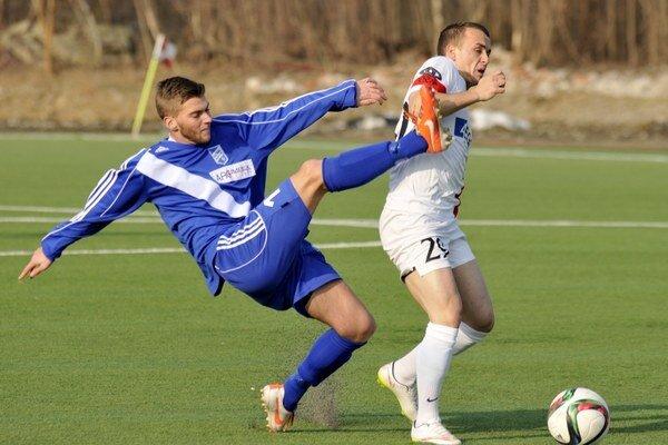 V zápase Trenčín - Frýdek-Místek padlo až sedem gólov.