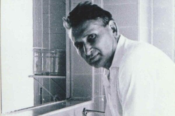 Profesor Pavol Steiner.