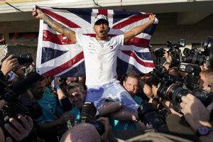 Šesťnásobný majster sveta formuly 1 Lewis Hamilton.