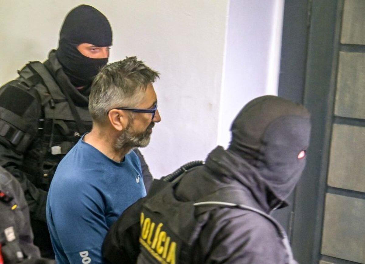 Súd uvalil väzbu na člena gangu takáčovcov Kudličku - SME