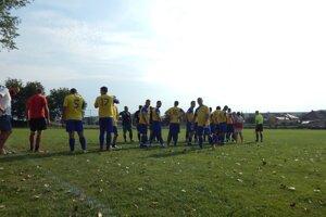 Cez víkend sa hralo aj v VII. lige C a v VII. lige GA-ŠA.