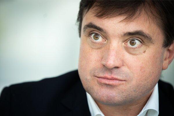 Väčšinový akcionár spoločnosti TMR Igor Rattaj.