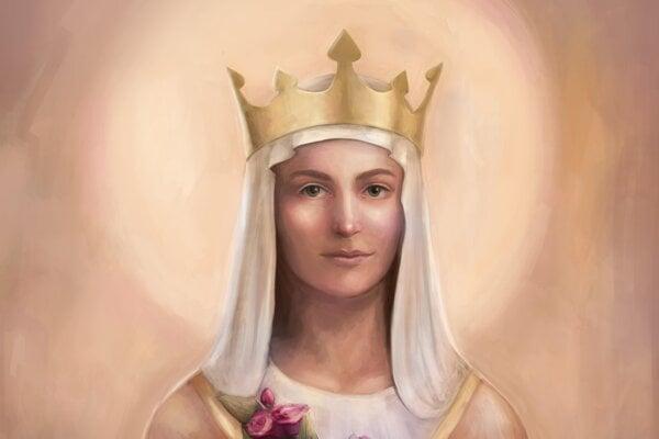 Svätá Alžbeta Uhorská