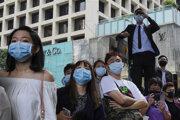 Masové protesty v Hongkongu vypukli 9. júna.