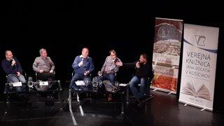 Dlh Novembru: Diskusia z Košíc k 30. výročiu Nežnej revolúcie
