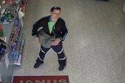 Foto z kamery v považskobystrickom obchode