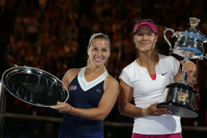 V roku 2014 sa Dominika Cibulková ako prvá Slovenka prebojovala do finále grandslamového turnaja. Na Australian Open podľahla Číňanke Li Na.