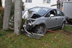 Nezodpovedného vodiča obvinili z ohrozenia pod vplyvom návykovej látky.