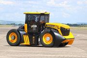 JCB Fastrac - najrýchlejší traktor na svete