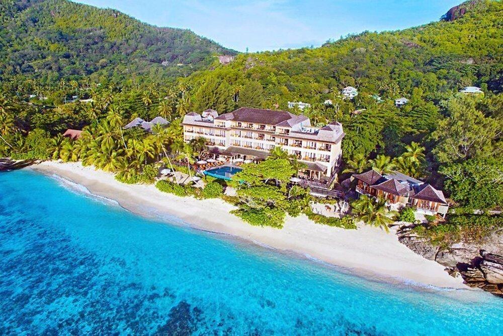 DoubleTree by Hilton Seychelles - Allamanda Resort & Spa 4,5*, Seychely