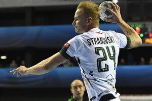 Martin Straňovský strelil v Bratislave päť gólov.