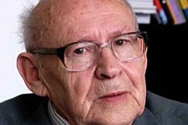 Marián Kolník zomrel vo veku 90 rokov.