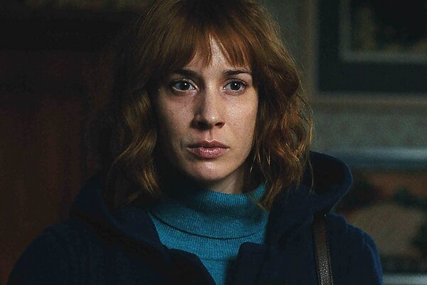 Táňa Pauhofová v seriáli Bez vedomia.