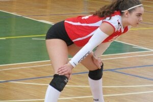 Iveta Uhlárová patrí k najskúsenejším hráčkam Poltára.