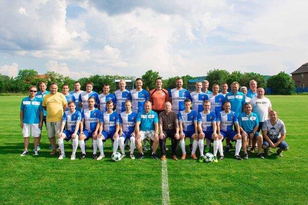 Futbalisti Perína sa stali jesenným majstrom V. ligy Košicko - gemerskej.