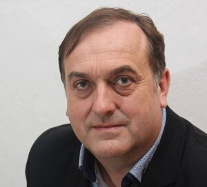 Viceprimátor Zvolena Vladimír Lupták.