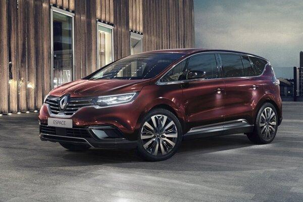 Renault Espace - facelift