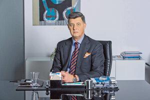 Partner advokátskej kancelárie Ružička and Partners Jaroslav Ružička.