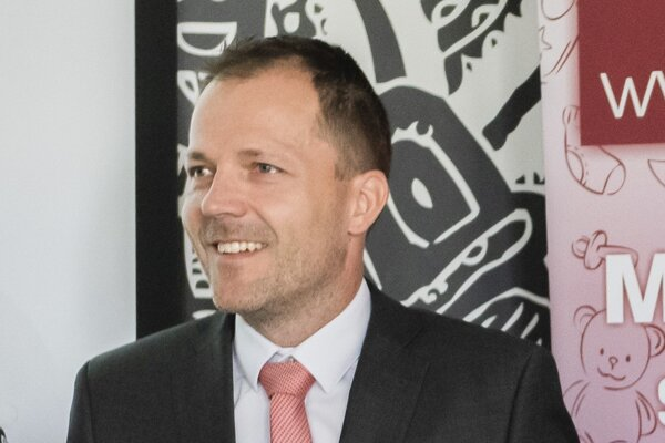 Peter Kaščák, prednosta Gynekologicko-pôrodníckej kliniky FN Trenčín.