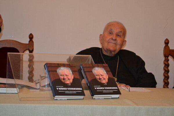 Ján Eugen Kočiš a kniha o ňom (jún 2019).