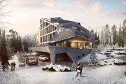 Vizualizácia apartmánového domu Horec.