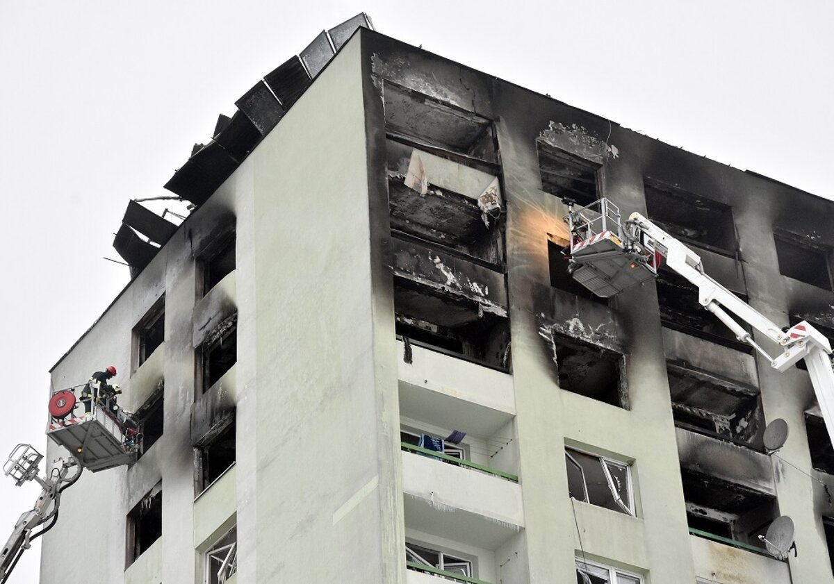 Minúta po minúte: V Prešove potvrdili sedem obetí, hasiči hovoria o vážnych okolnostiach