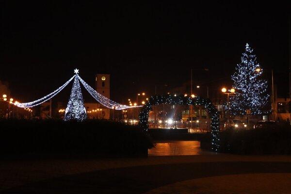 vianočná Senica