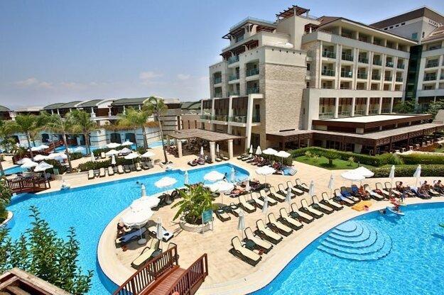 Sunis Kumköy Beach Resort & Spa 5*, pozrieť viac foto >>>