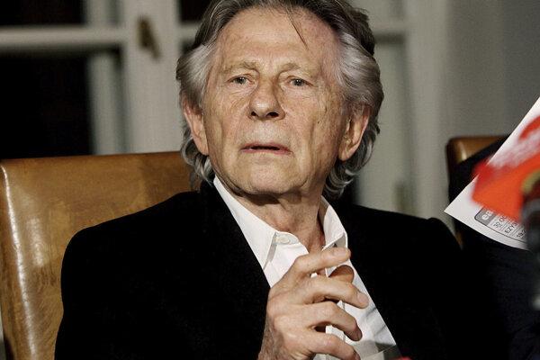 Poľský filmový režisér Roman Polanski.