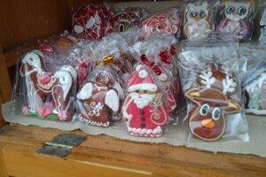 Vianočné trhy Prievidza.