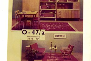 Legendárna obývačka O - 47