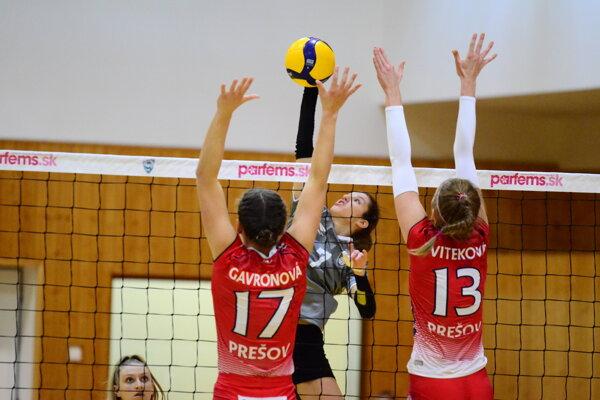 Ana Fasulevová (VK Brusno)