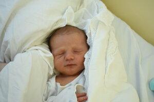 Maroš Letko (3060 g, 51 cm) sa narodil 27. novembra Marianne a Marošovi z Ilavy.