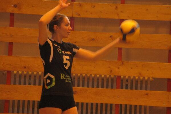 Andrea Žírošová pomohla R. Sobote k výhram nad Žilinou.