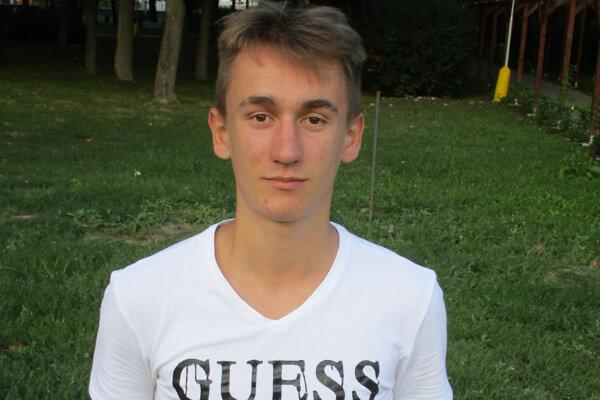 Sebastián Gembický má čuch na góly.
