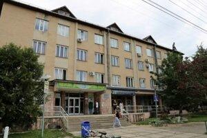 Detská nemocnica v Mukačeve je jedným z partnerov, ktorý by mal získať vďaka slovensko- ukrajinskej spolupráci potrebné prístroje.