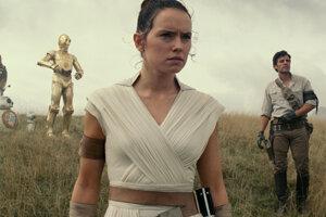 Hviezdne vojny IX: Vzostup Skywalkera.