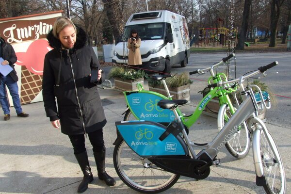 Elektrobicykel od Arrivy.