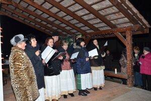 Koledy sa spievali i v Turčianskej Štiavničke