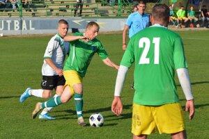 Foto zo zápasu Jacovce - V. Ripňany.