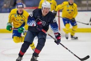 Artur Kalijev hrá po prvý raz na MS hráčov do 20 rokov.