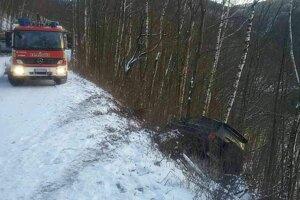 Toyota po nehode.