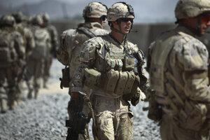 Kanadskí vojaci.
